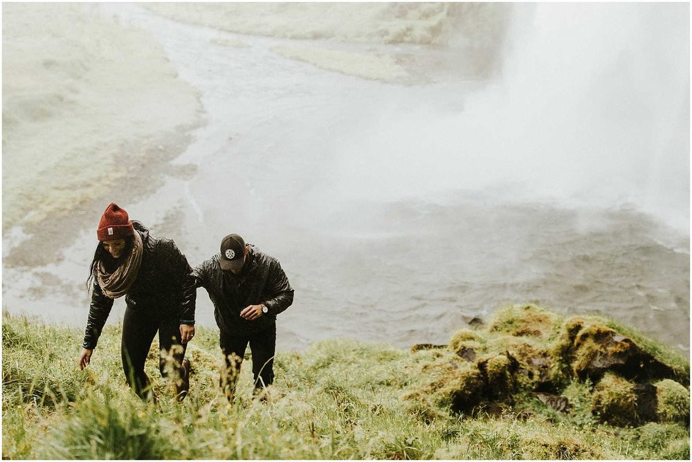 A Pre-Wedding Adventure to Iceland
