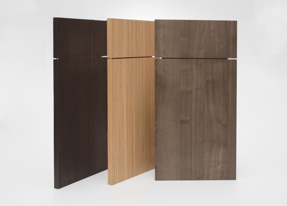 Textured Laminate Offers Unmatched Durability & Textured Laminate Doors for IKEA Cabinets - Custom Doors ...