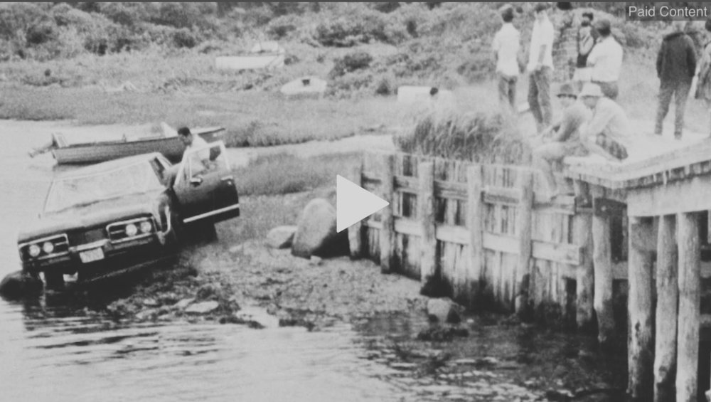 """Chappaquiddick: The Kennedy Cover-up  After his brothers were tragically assassinated, Sen. Edward M. Kennedy had to carry the weight of his family's political ambitions. It was expected Ted would run for President, but the car accident we know as Chappaquiddick changed everything.  In the above video, radio host Howie Carr explores some of the unanswered questions of the Chappaquiddick incident and Ted Kennedy's cover-up. He is the author of """" Kennedy Babylon: A Century of Scandal and Depravity ."""" Carr wrote the forward for the new re-release of Leo Damore's book, """" Chappaquiddick: Power Privilage, and the Ted Kennedy Cover-up ."""""""