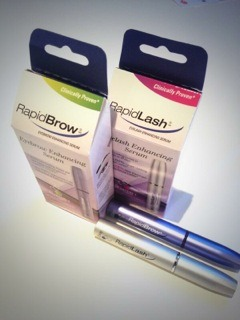 The lovely ladies at Kilpatrick PR have provided some products to try…..having over-plucked my brows for years, I'm muchos excited to try RapidBrown and to see what impact RapidLash has on my lashes!    Will provide updates and photos!x