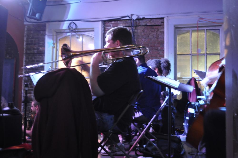 Jeff Albert-trombone