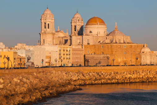 Cadiz, Spain: Copyright Getty Images: Ken Welsh