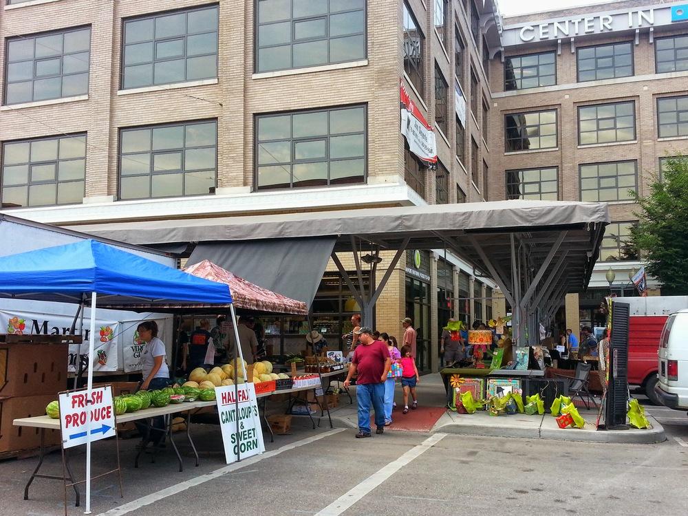 Public Market, Roanoke, Virginia