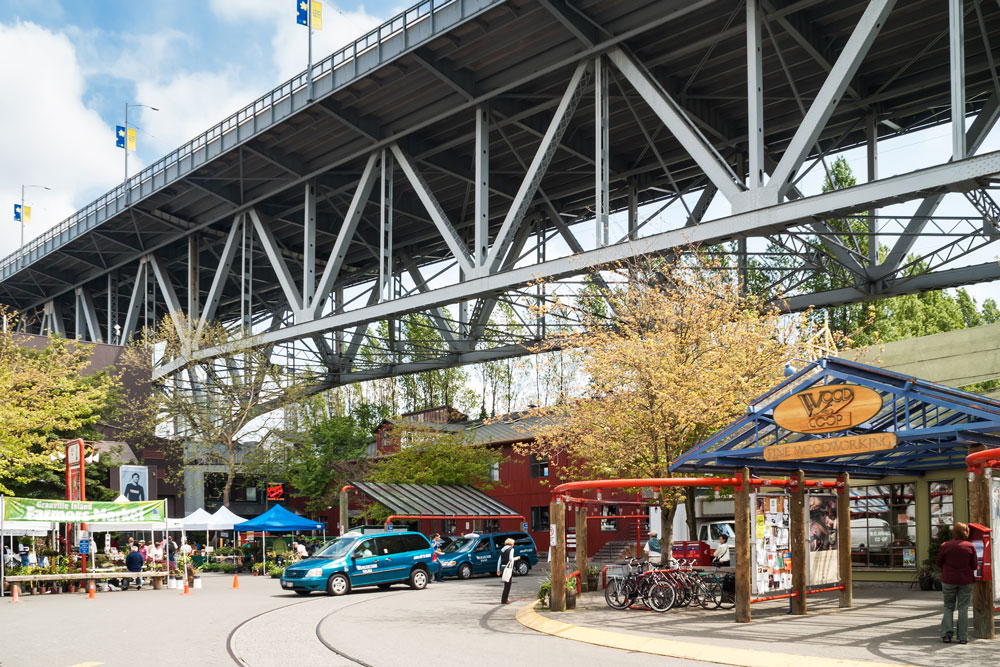 Market in Vancouver BC. Copyright: Deymos Photo / Shutterstock