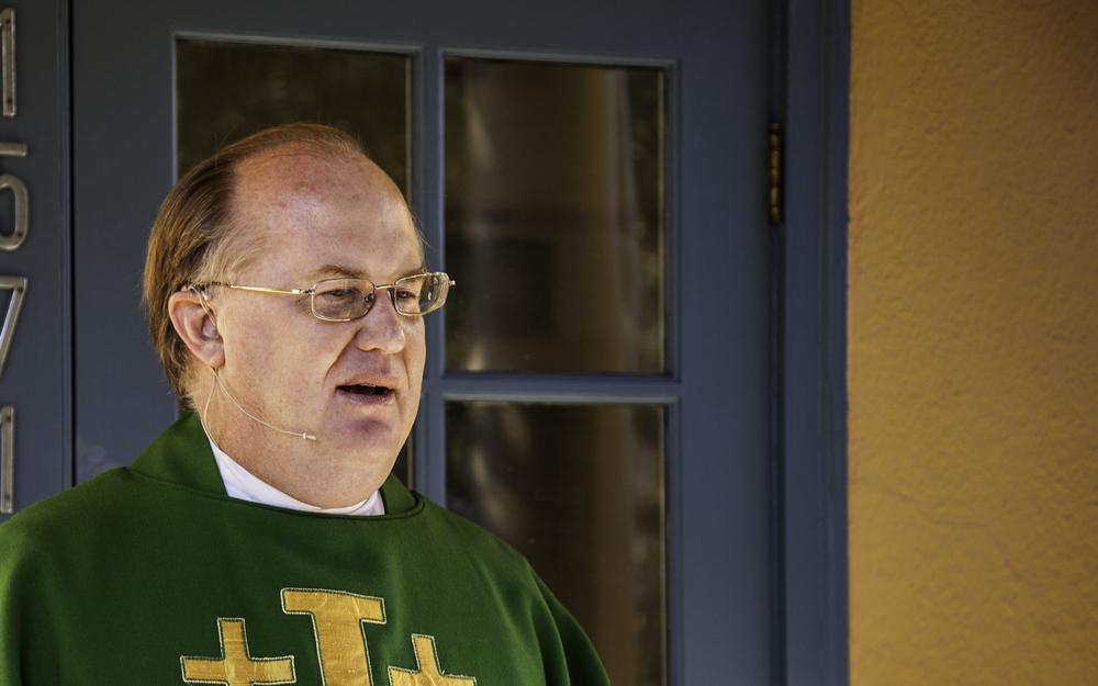 Senior Pastor Father Ed McNeil