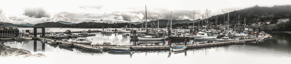 Queen Charlotte City, Haida Gwaii