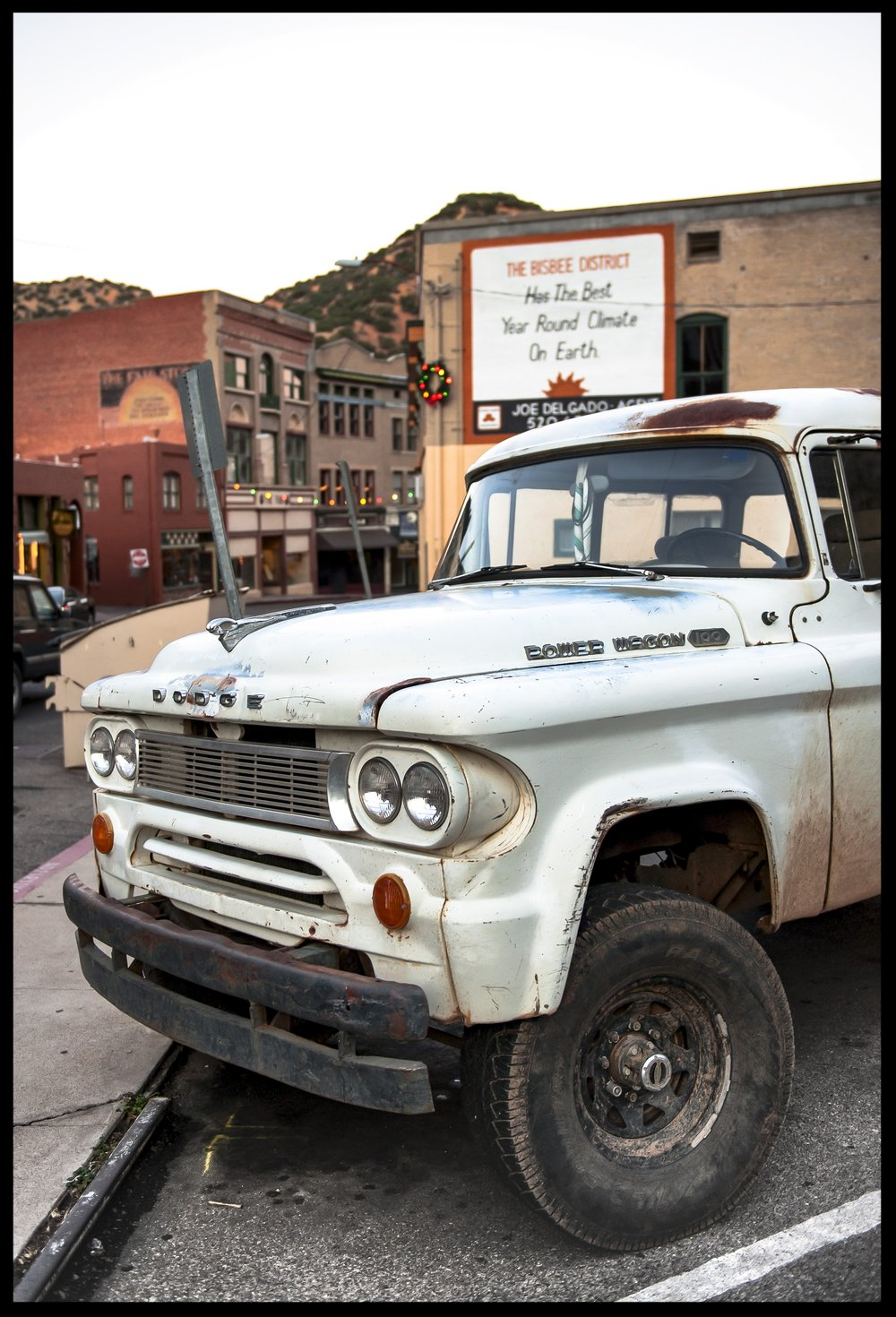 Power Wagon Bisbee