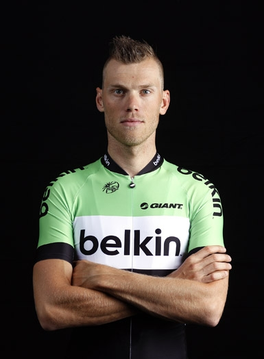 Lars Boom   (Netherlands, Belkin Pro Cycling), bonus points for having an awesome name