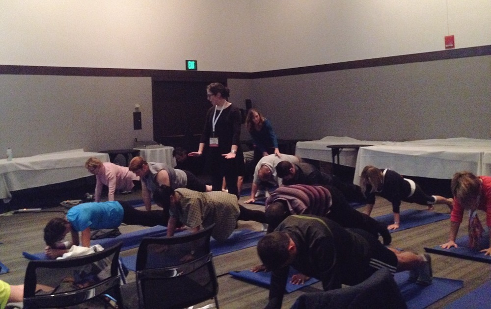 Hard Core: Pilates for Physiatrists, AAPM&R Annual Assembly 2015, Boston MA