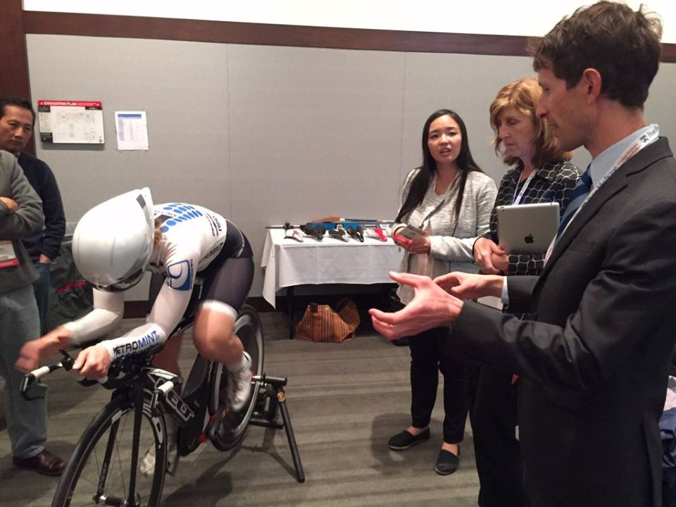 Biomechanics of Cycling and Bike Fit Principles, AAPM&R 2015