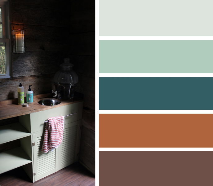 Cabin Color Palette