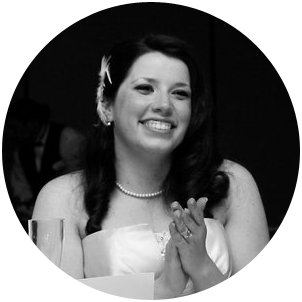 Event 29 bride, Sara Ulliman