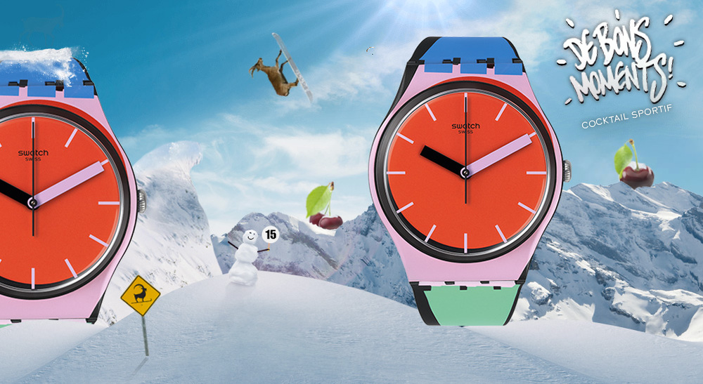 Swatch Fall Winter Collection 2014 Swatch Fall/winter 2014