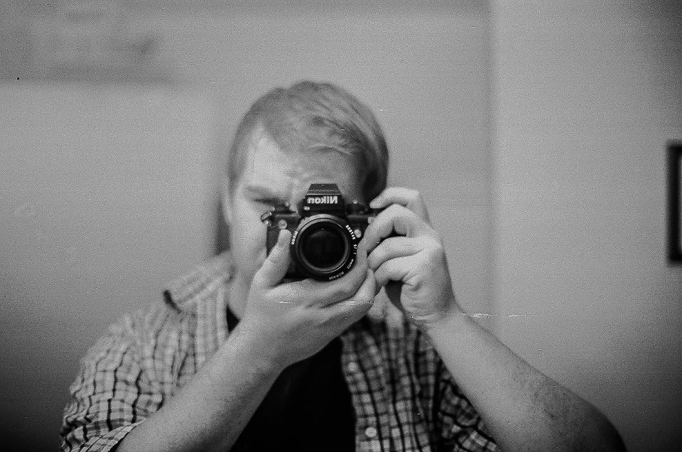 Nikon F3, Nikkor 50mm 1.2 lens