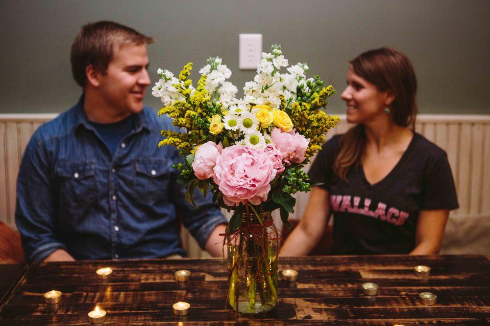 Peonies Wedding Bouquet