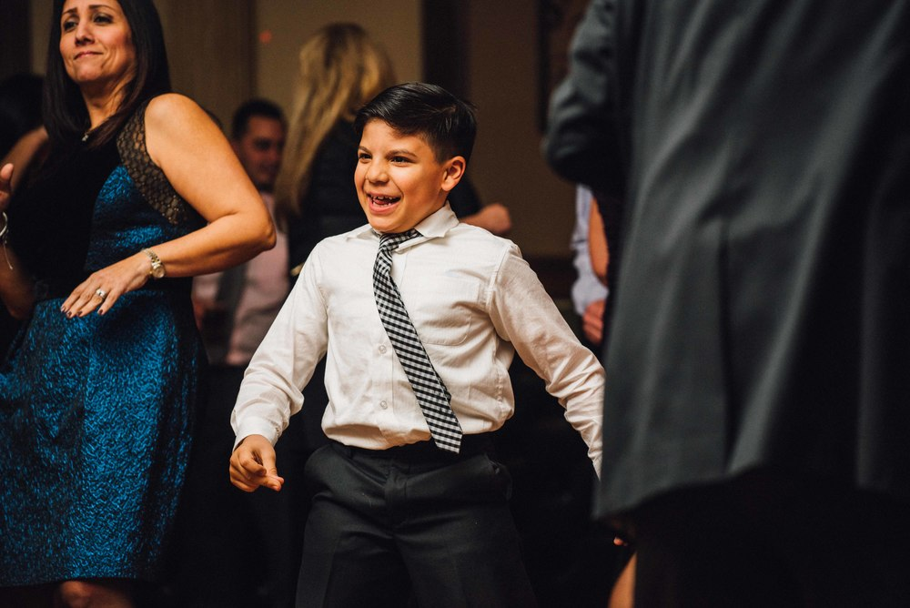 This Kid had some serious moves!