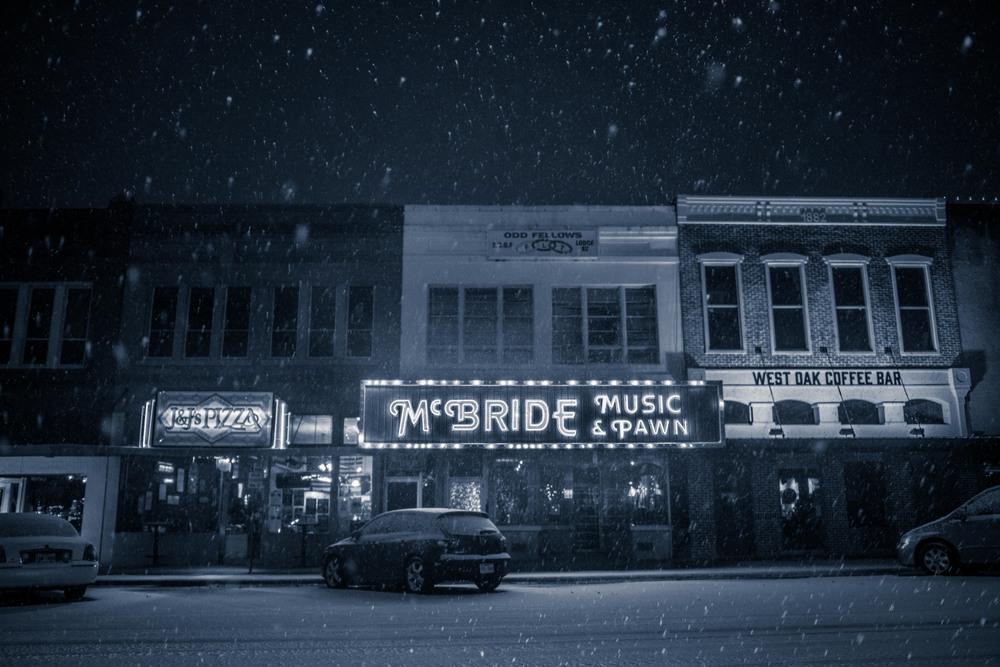 McBride Music and Pawn
