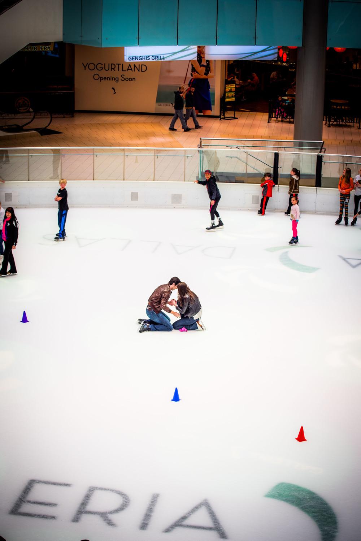 Galleria Skating Rink