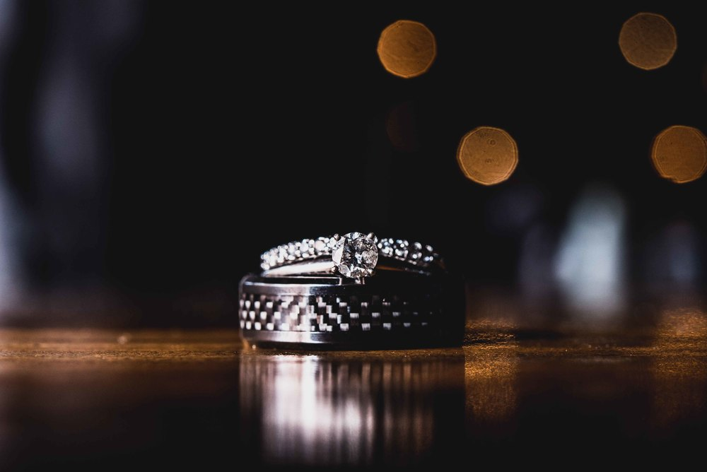 Dallas Wedding - Heritage Springs - Katie and Dustin - Wedding Rings