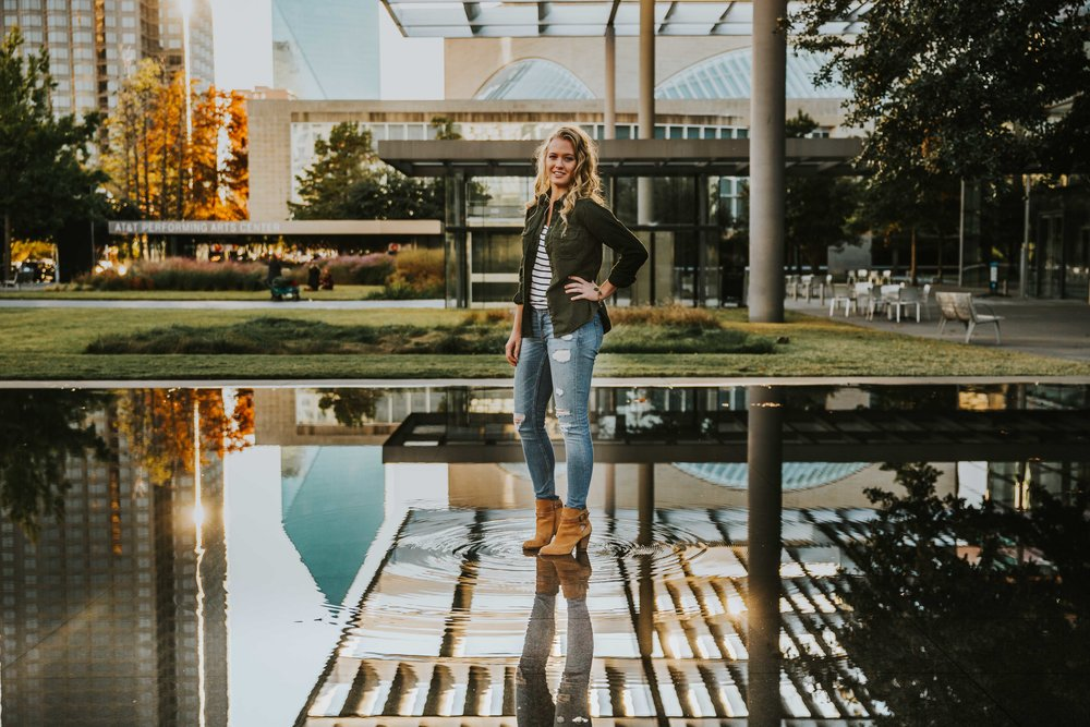 Winspear Opera House Senior Pictures