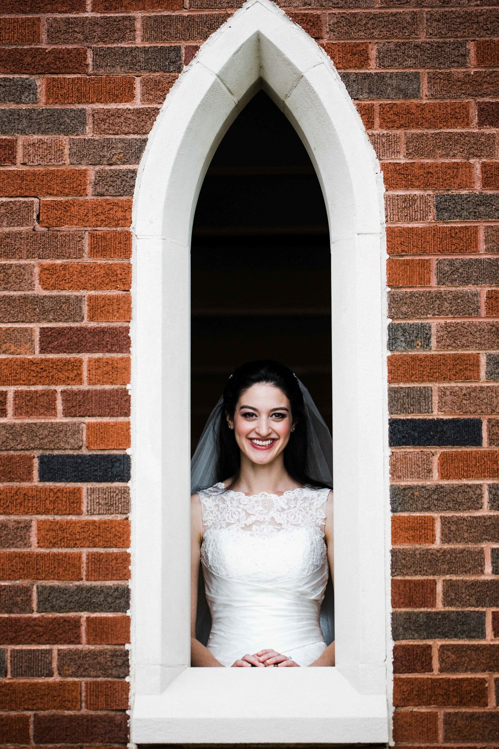 Belltower Chapel Bridal Portraits