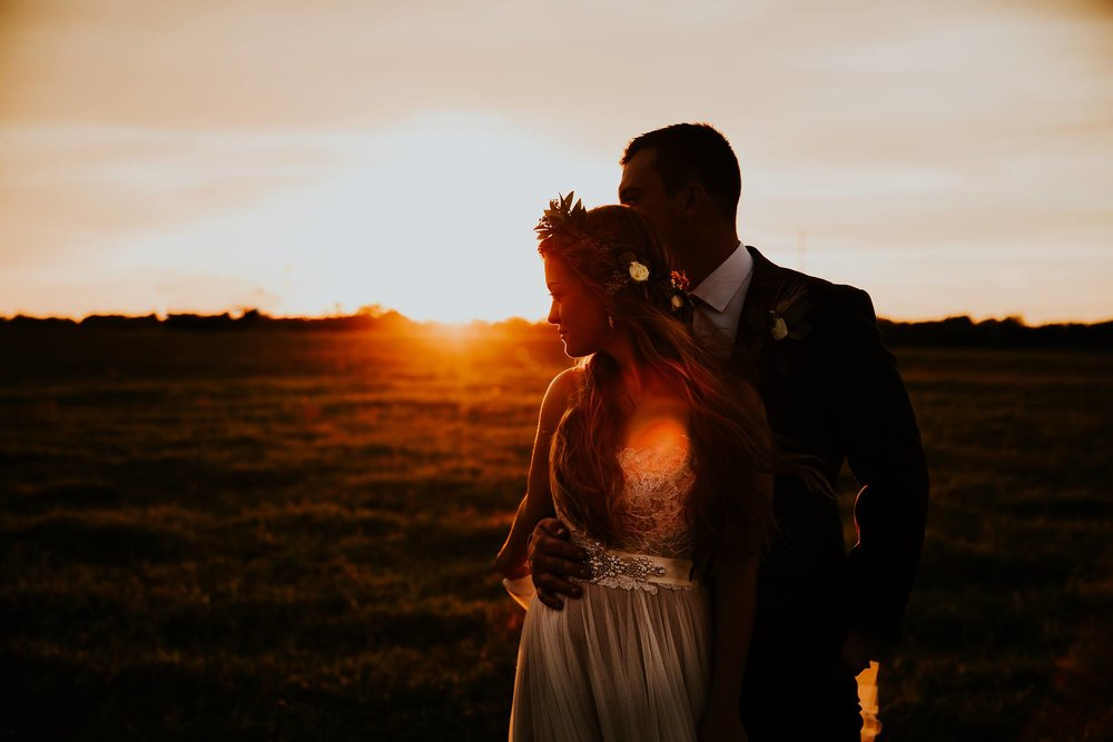 Mansfield Texas Ranch Wedding