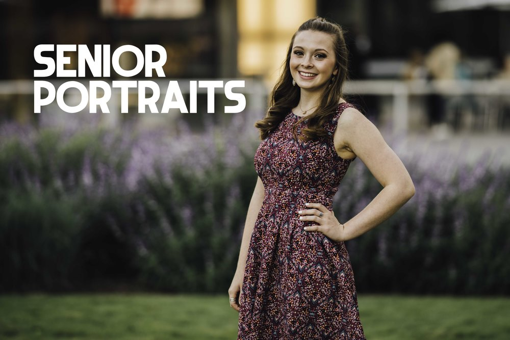 Flower Mound Senior Portraits