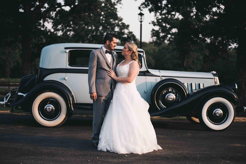 Aubrey Wedding