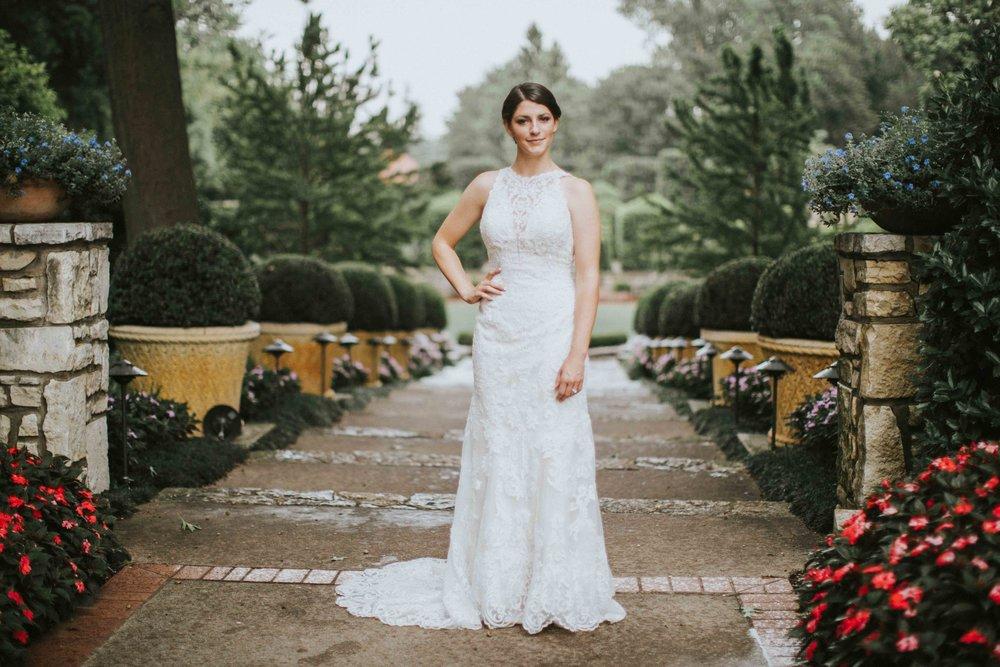 DFW Bridal Portraits