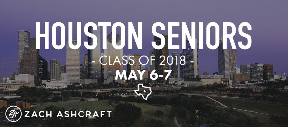 Houston Texas Seniors
