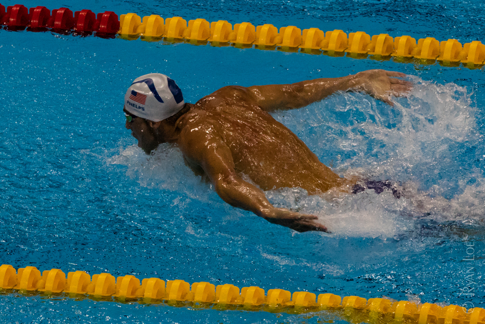 Michael Phelps - 200M Butterfly