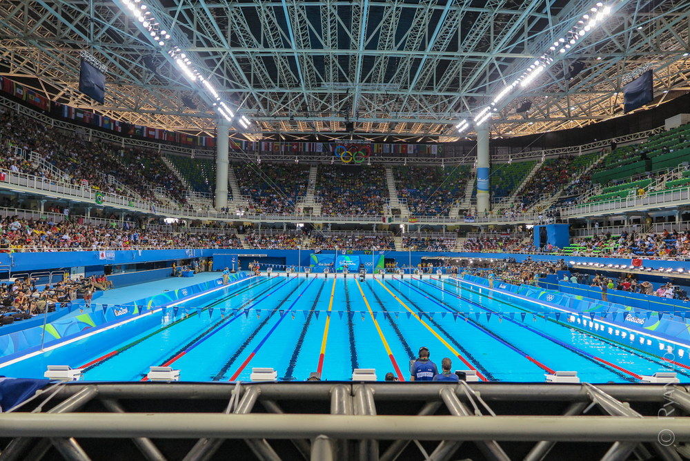 Olympic Aquatics Stadium