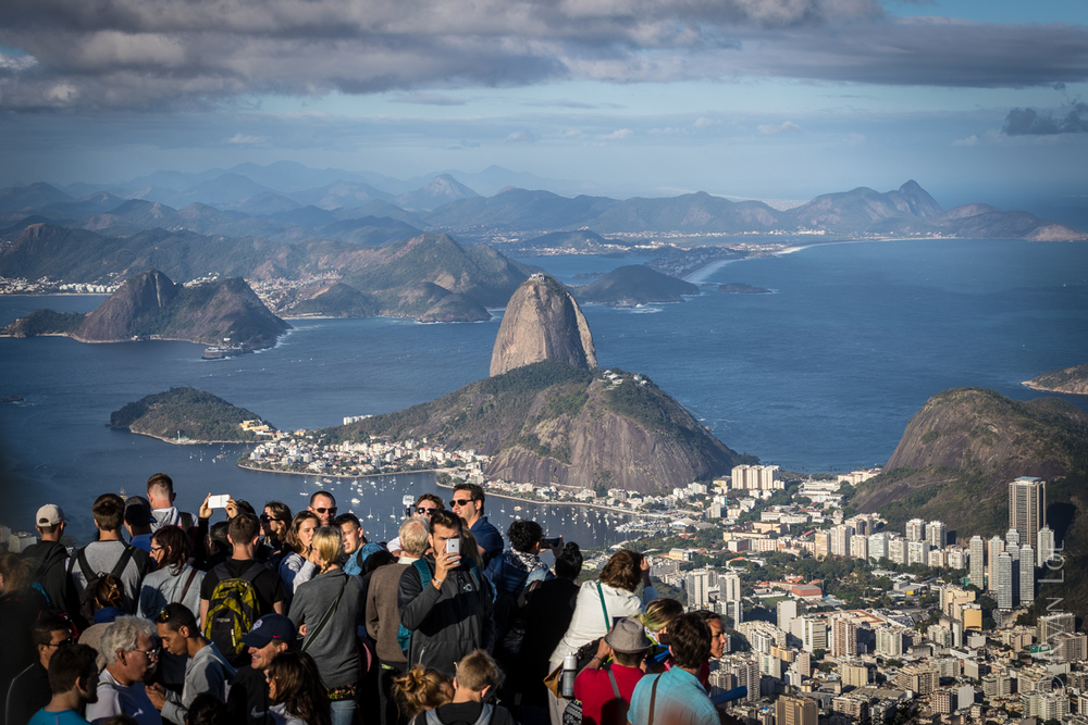 View of Sugarloaf and Rio