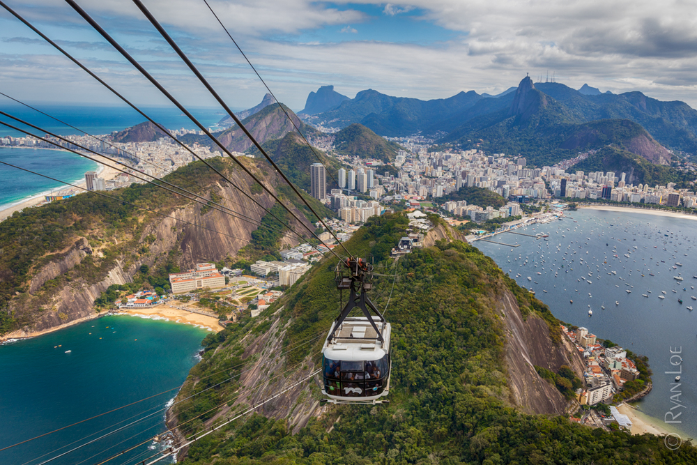 Sugarloaf Mountain Cablecar