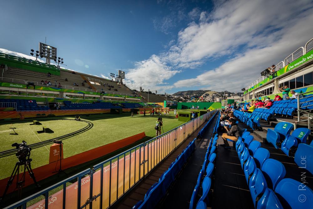 Sambodromo Archery Arena