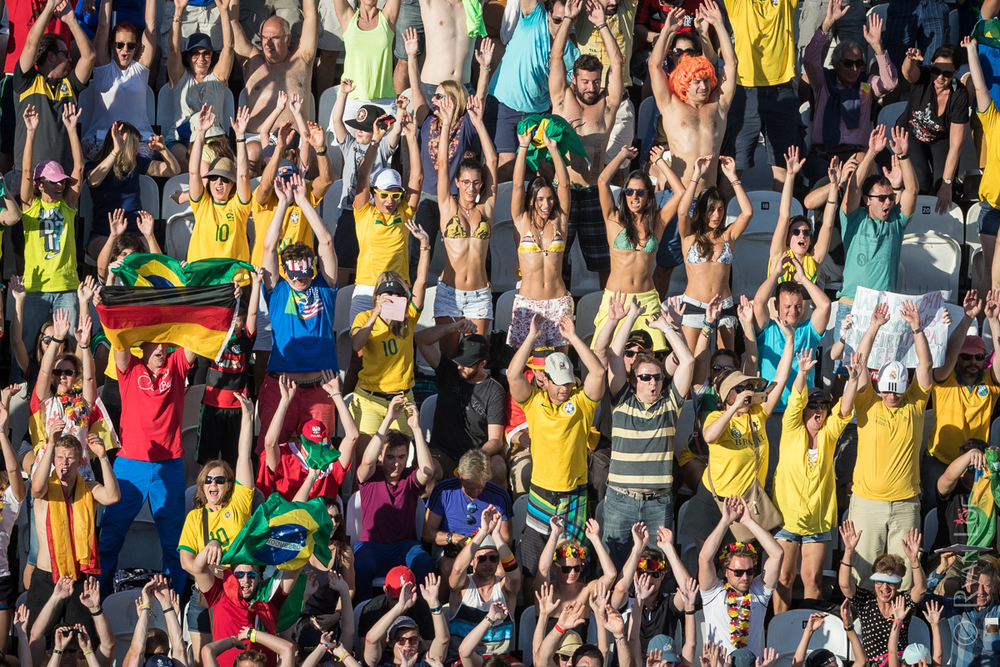 Brazilian Home Crowd