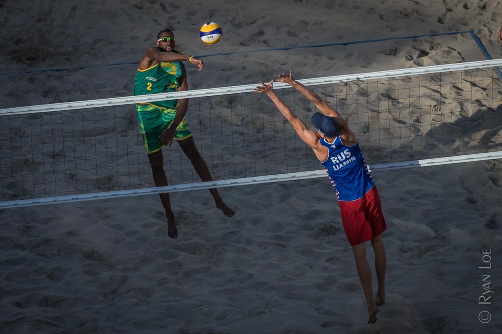 Brazil vs Russia