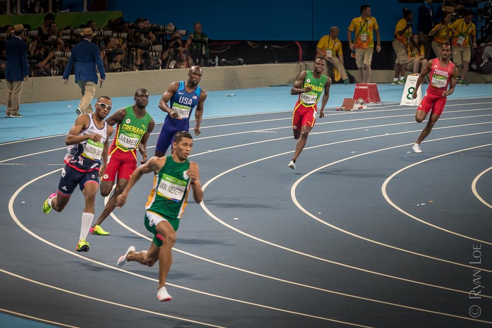 Men's 400m Final