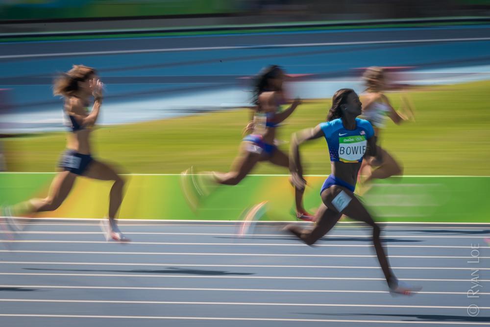 Women's 200M