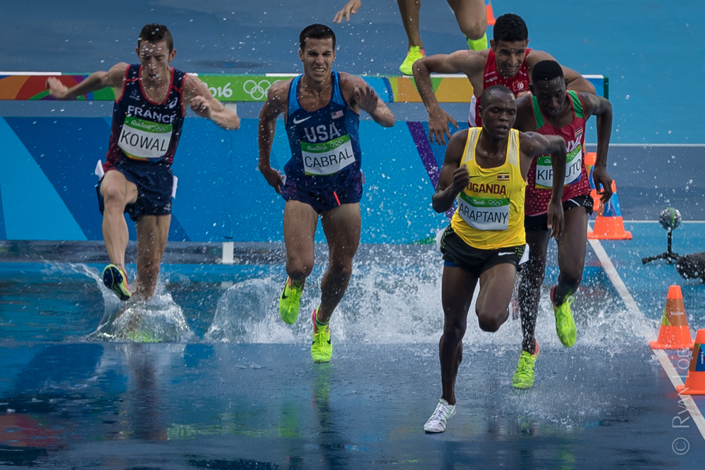 Men's 3,000M Steeplechase