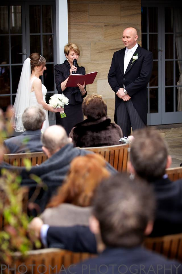 Pauline Fawkner has conducted thousands of weddings and is an expert in international weddings to Australia