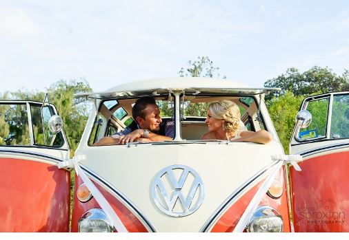 Deluxe Kombi Service on the Sunshine Coast boast a fleet of rare SAMBA kombis