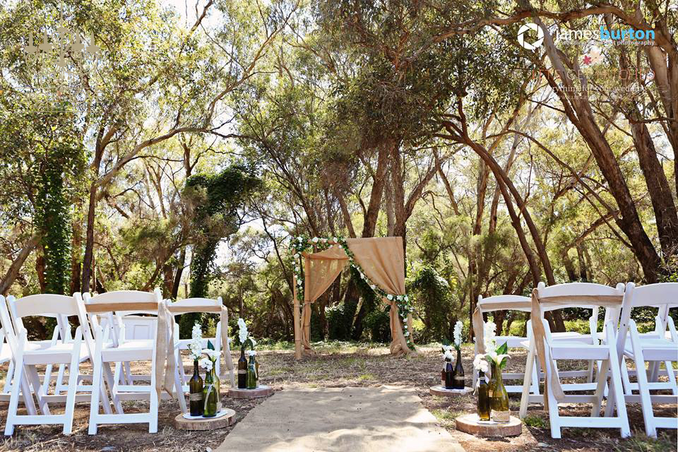 Garden Weddings by 'Circle of Love' -