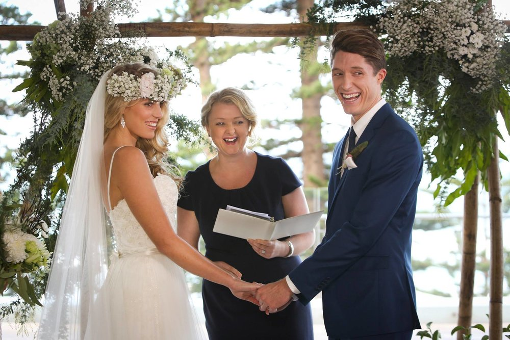 Married by lisa | lisa parker marriage celebrant
