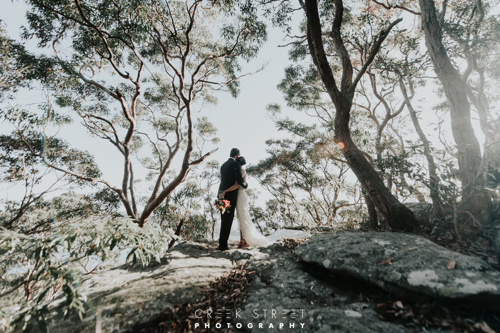 KELLIE & THOMAS CHOSE THE LOVELY Ronny at CREEK STREET Photography WHO is local to the Northern Beaches and KNOWS ALL THE SECRET SPOTS LIKE THIS ONE. CLICK HERE TO SEE MORE OF HIS beautiful WORK