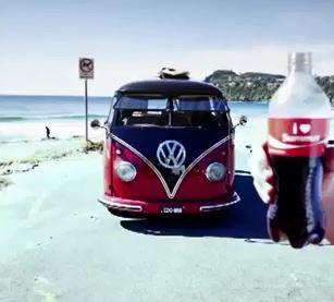 i love summer coca cola