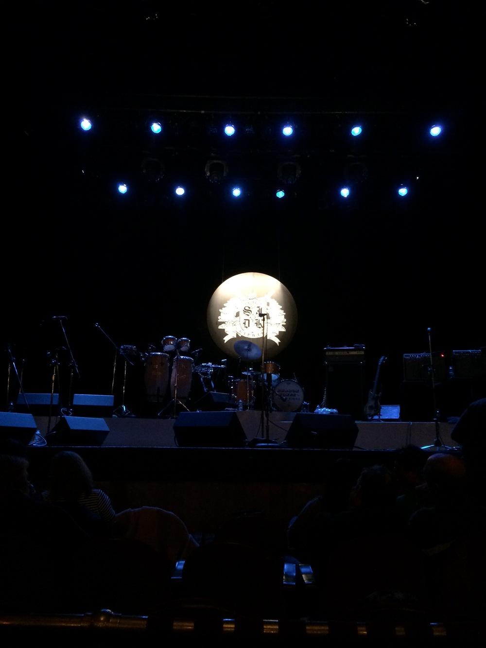 Awaiting Sharon Jones and The Dap Kings