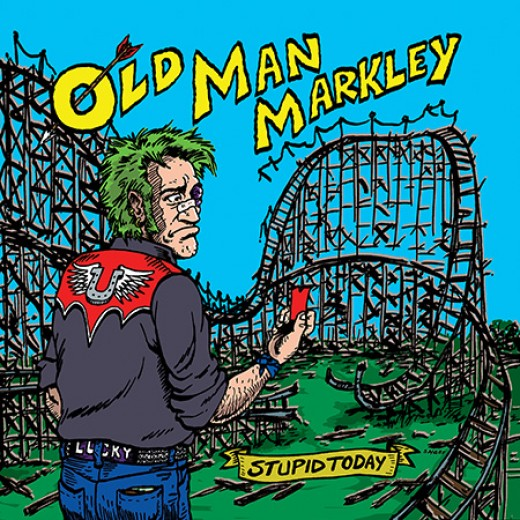 "Ep84 // Old Man Markley ""Stupid Today"""