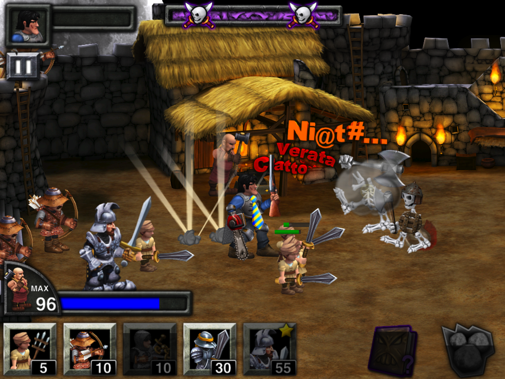 Army of Darkness: Defense (Mobile Platforms)