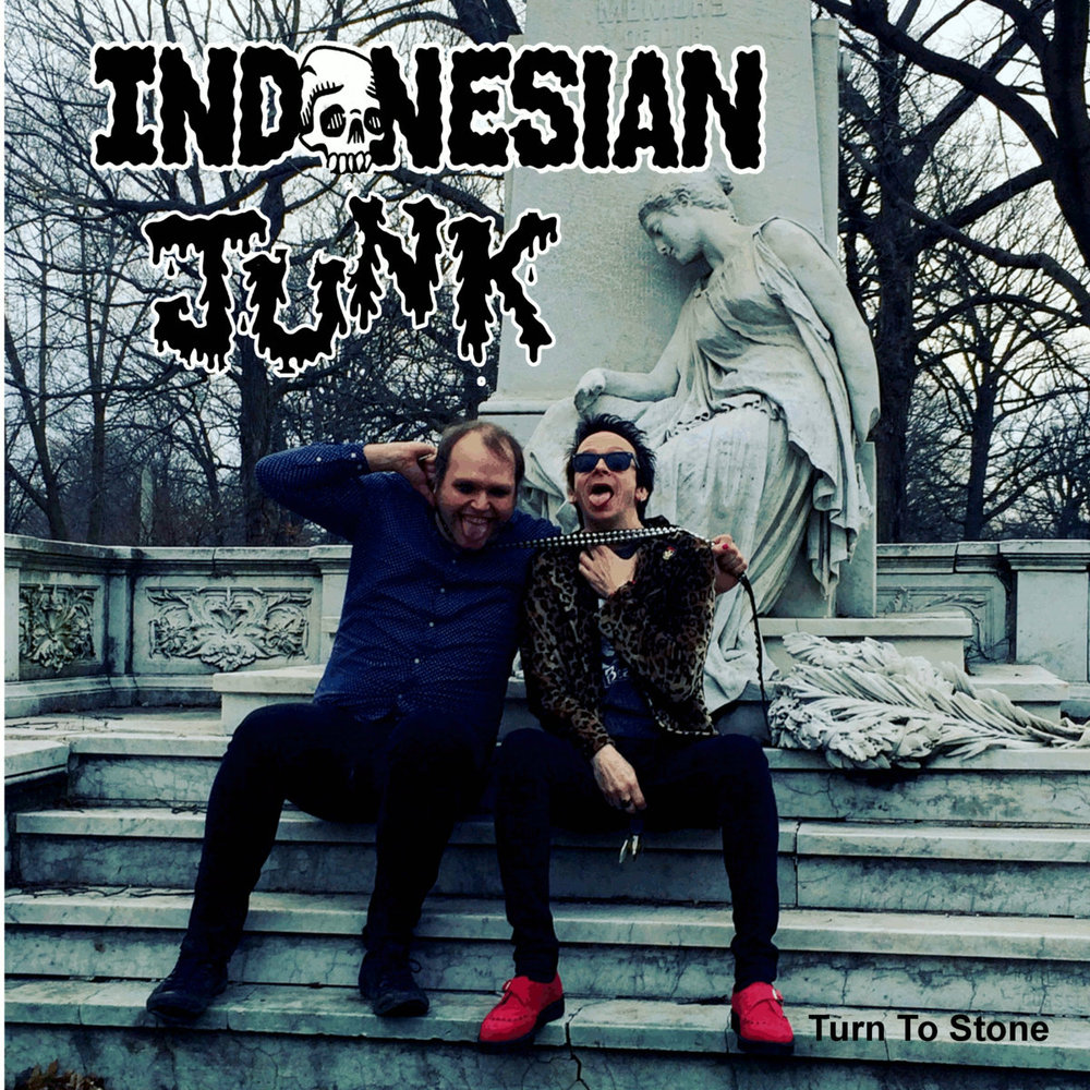 "Ep142 Indonesian Junk ""Turn To Stone"""